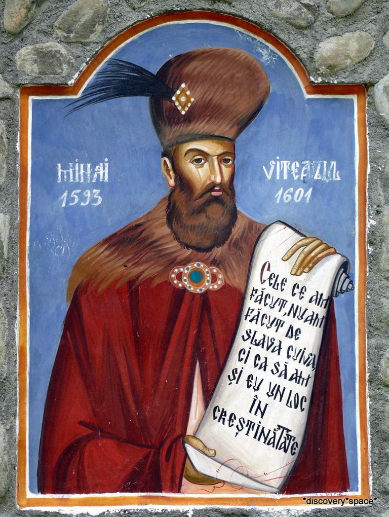 418 ani de la moartea Voievodului Mihai Viteazul.