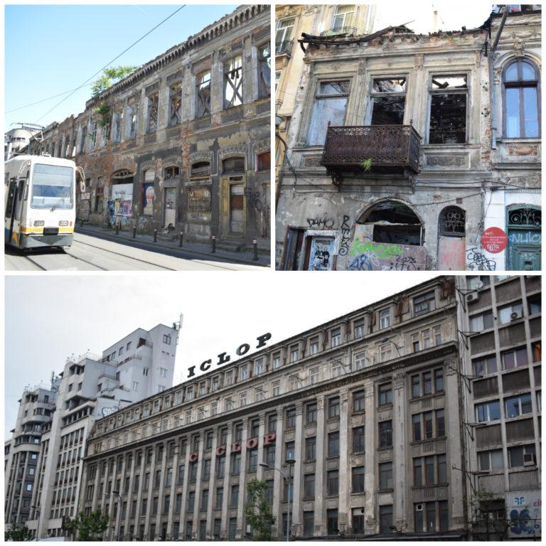 București – clădiri istorice cu risc seismic