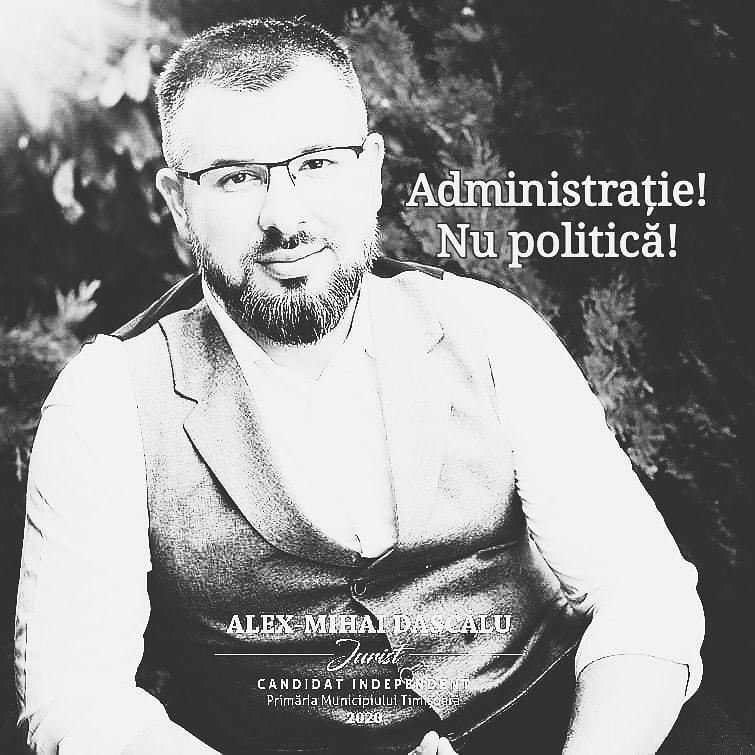 Timișoara Verde un proiect susținut de Alex-Mihai Dascălu