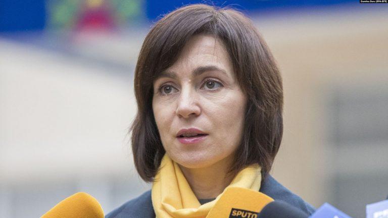 Maia Sandu plânge după Vlad Plahotniuc