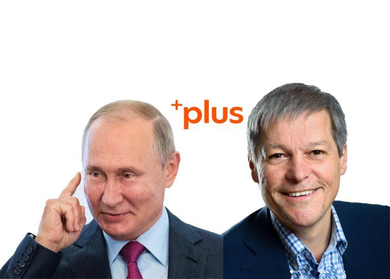 Omul lui Vladimir Putin în Partidul lui Dacian Cioloș