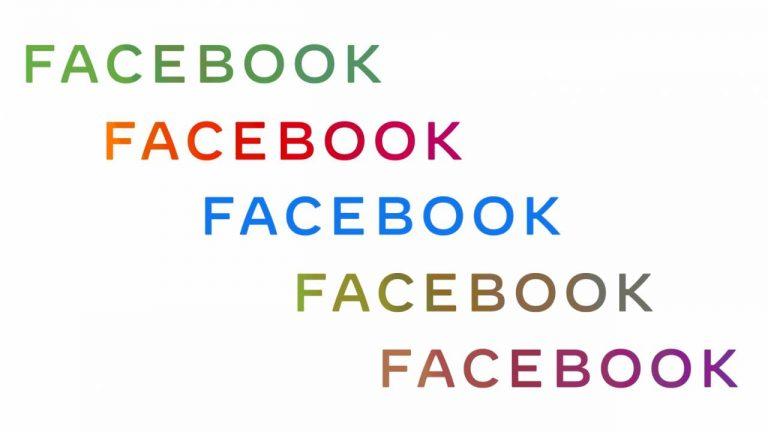 Facebook a anunțat în cursul acestei săptămâni că își va schimba designul logo-ului