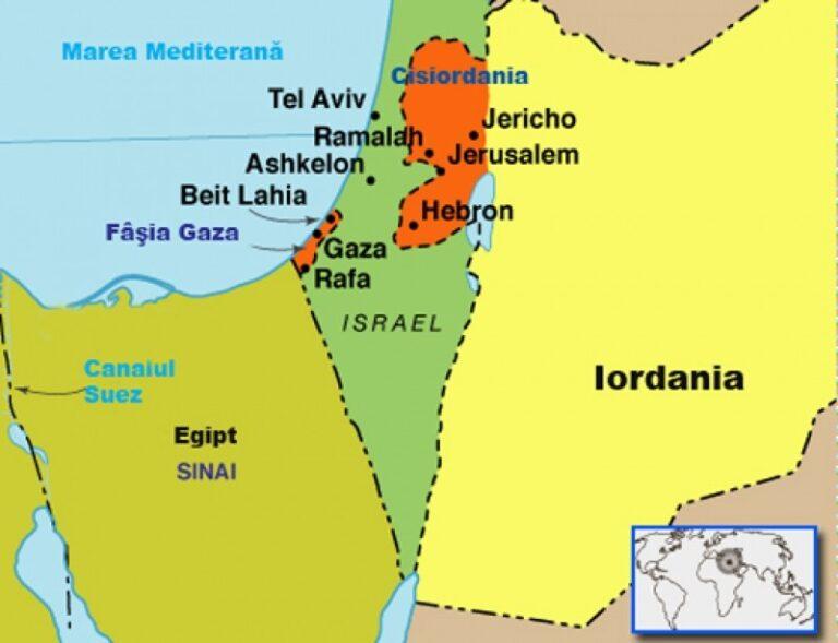 Hamas și Fatah se angajează să se unească împotriva planului israelian de anexare